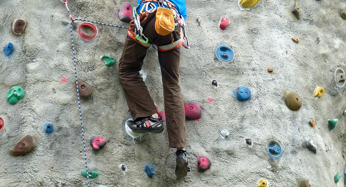 Klettergurt Ratgeber : Kletterwand wie finde ich die richtige für mich? [ratgeber]