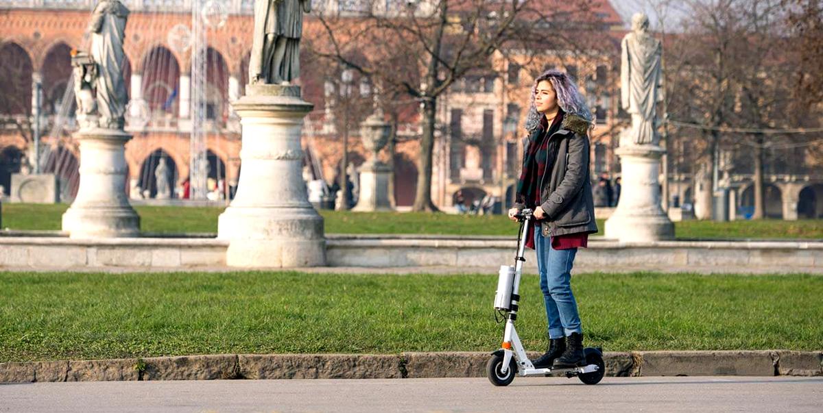 Elektro Scooter Welche Modelle Haben Eine Straßenzulassung